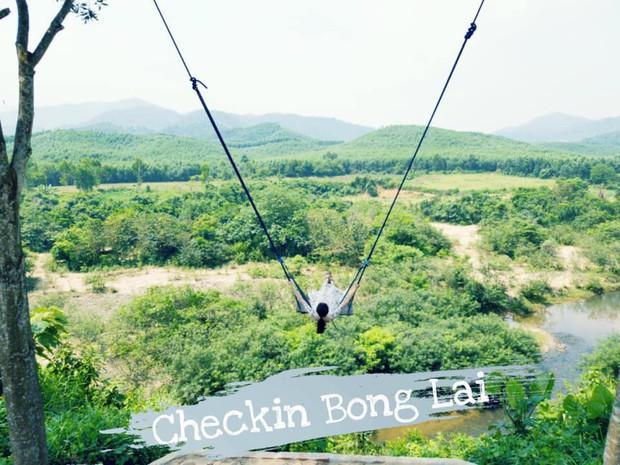 """Cần gì đến Bali, tại Việt Nam cũng có xích đu gỗ view trọn thung lũng tha hồ cho bạn """"thót tim"""" bay lượn! - Ảnh 7."""