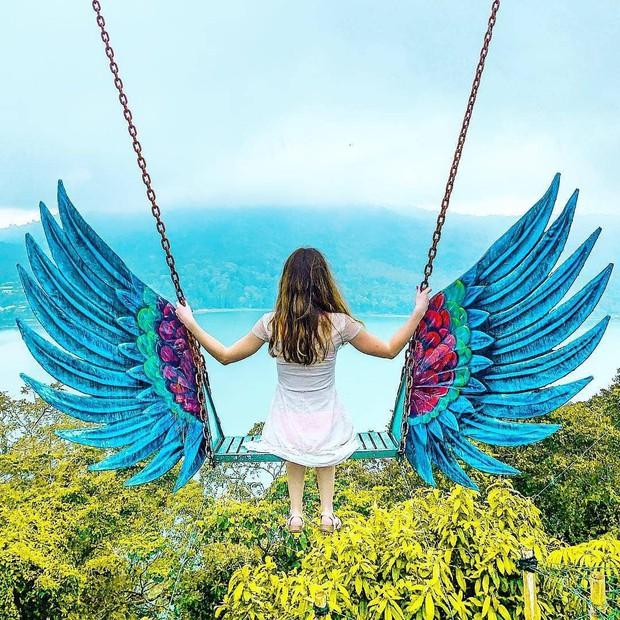 """Cần gì đến Bali, tại Việt Nam cũng có xích đu gỗ view trọn thung lũng tha hồ cho bạn """"thót tim"""" bay lượn! - Ảnh 2."""