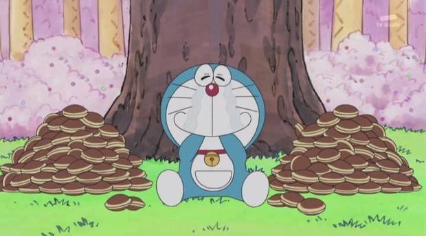 Để ý thì, mỗi món ăn Nhật Bản nổi tiếng dường như luôn gắn liền với một nhân vật anime nào đó - Ảnh 1.