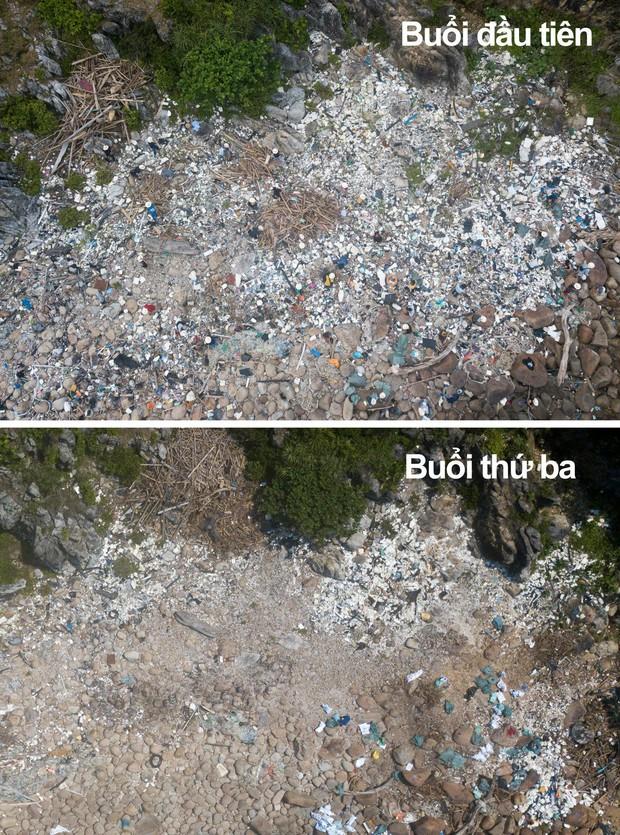 #ChallengeForChange chứng minh sức sống bền bỉ của mình: 2 tháng, 10 lần dọn vệ sinh và 700 bao rác được thu gom ở Sơn Trà - Ảnh 1.