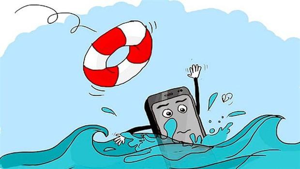 Sếp Xiaomi làm rơi Mi 9 xuống nước đến nỗi liệt cảm ứng, may mắn nhờ mẹo này nên máy lại dùng bình thường - Ảnh 1.