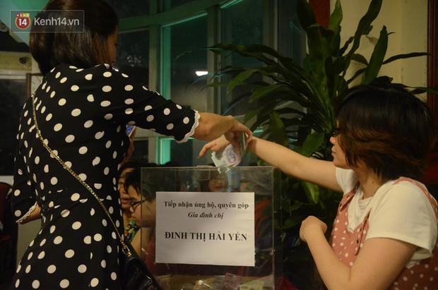 200 người đeo logo Đã uống rượu bia, không được lái xe đến đêm diễn ủng hộ gia đình nữ nhân viên Nhà hát Kịch bị ô tô tông tử vong - Ảnh 7.