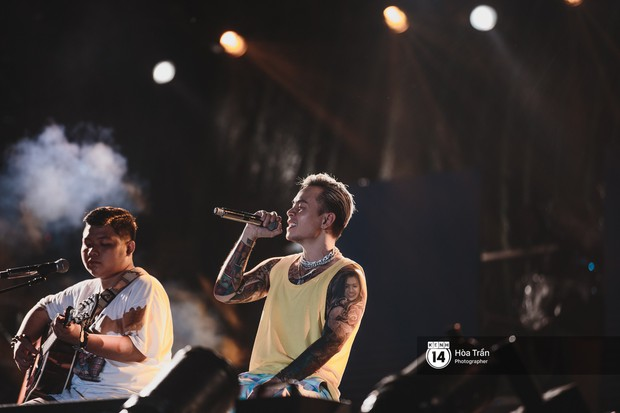 Đen Vâu, Vũ, Ngọt Band cũng loạt nghệ sỹ Indie đình đám khiến Sài Gòn tăng nhiệt tại Thơm Music Festival - Ảnh 15.
