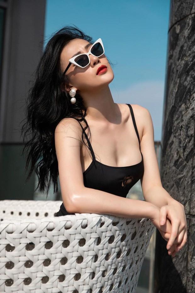 Mỹ nhân Vũ trụ VTV thả dáng với bikini: Ít khi khoe nhưng body cũng rất gì và này nọ, nóng bỏng chẳng kém ai - Ảnh 11.