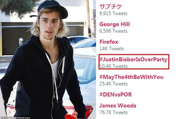 Nghiệp quật là có thật: Từng cùng Kanye bắt nạt Taylor Swift, Justin Bieber bị ném đá vì lên án việc bắt nạt tập thể - Ảnh 5.