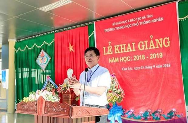 Hà Tĩnh: Hiệu trưởng cảnh báo 89 học sinh 12 trượt tốt nghiệp, phụ huynh hết hồn - Ảnh 2.