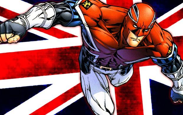 Đội trưởng Mỹ vừa nghỉ hưu, Đội trưởng Anh đã được giới thiệu ngay trong ENDGAME mà không ai biết! - Ảnh 3.