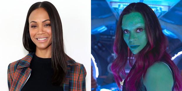 Sở hữu phim hốt bạc 1 nhất 1 nhì hành tinh, Gamora vẫn mất ghế nữ hoàng phòng vé trước Góa phụ địa cầu Scarlett Johansson! - Ảnh 4.
