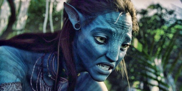 Từ Avatar đến Endgame mới thấy cứ việc tạt thùng sơn xanh lên cô đào Gamora là doanh thu nghìn tỷ! - Ảnh 2.