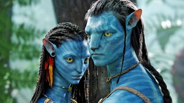 Từ Avatar đến Endgame mới thấy cứ việc tạt thùng sơn xanh lên cô đào Gamora là doanh thu nghìn tỷ! - Ảnh 5.