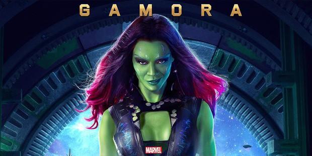 Từ Avatar đến Endgame mới thấy cứ việc tạt thùng sơn xanh lên cô đào Gamora là doanh thu nghìn tỷ! - Ảnh 1.