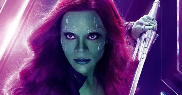 Từ Avatar đến Endgame mới thấy cứ việc tạt thùng sơn xanh lên cô đào Gamora là doanh thu nghìn tỷ! - Ảnh 6.
