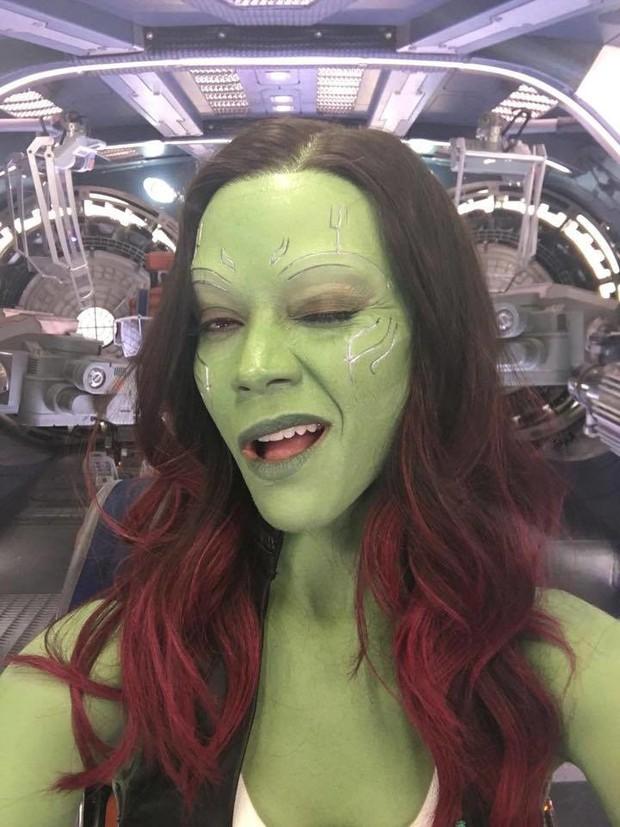 Từ Avatar đến Endgame mới thấy cứ việc tạt thùng sơn xanh lên cô đào Gamora là doanh thu nghìn tỷ! - Ảnh 7.