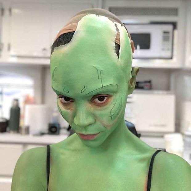 Từ Avatar đến Endgame mới thấy cứ việc tạt thùng sơn xanh lên cô đào Gamora là doanh thu nghìn tỷ! - Ảnh 8.