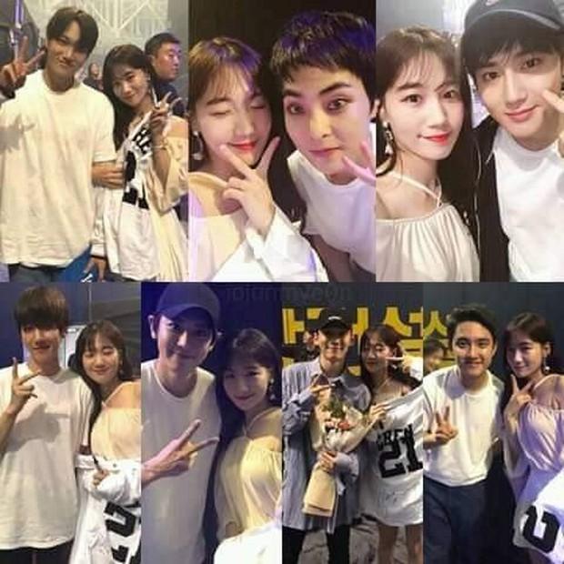 Cô gái năm ấy từng khiến cả cộng đồng fan EXO ganh tị giờ đã debut thành idol, danh tính ra sao? - Ảnh 2.