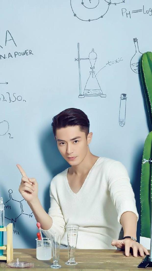 Hoắc Kiến Hoa trước khi lấy Lâm Tâm Như phong độ nhường này, bảo sao netizen ngao ngán với hình ảnh xuống cấp hiện tại - Ảnh 14.
