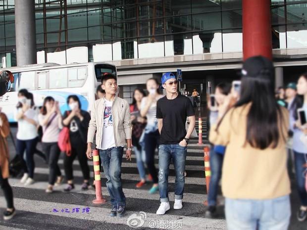 Hoắc Kiến Hoa trước khi lấy Lâm Tâm Như phong độ nhường này, bảo sao netizen ngao ngán với hình ảnh xuống cấp hiện tại - Ảnh 29.