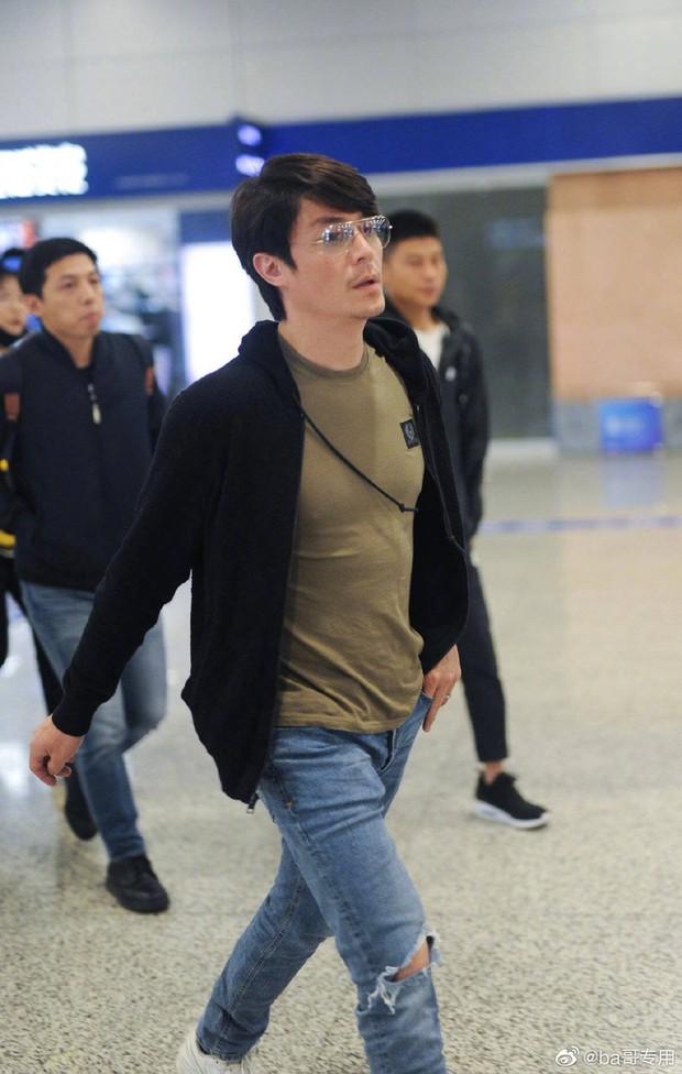 Hoắc Kiến Hoa trước khi lấy Lâm Tâm Như phong độ nhường này, bảo sao netizen ngao ngán với hình ảnh xuống cấp hiện tại - Ảnh 1.