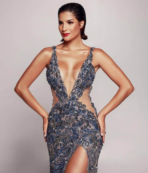 Đối thủ Hoàng Thùy tại Miss Universe 2019: Từ cơ bụng 6 múi đến thành tích cực khủng đủ sức nuốt chửng bất cứ người đẹp nào! - Ảnh 17.