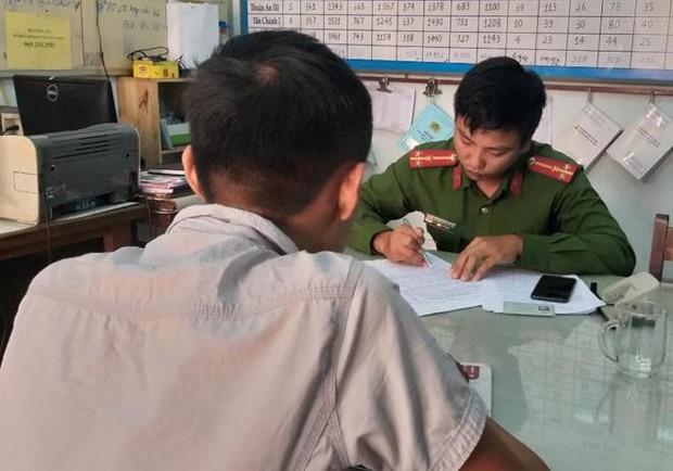 Không khởi tố đối tượng đánh phóng viên khi tác nghiệp tại hiện trường vụ tai nạn ở Đà Nẵng - Ảnh 1.