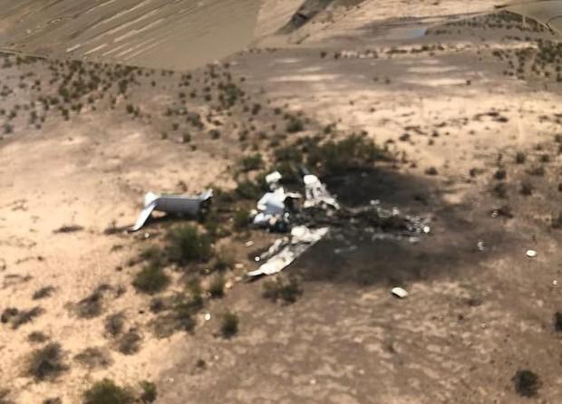Rơi máy bay ở Mexico: 11 người tử nạn, 2 người bị thương nặng  - Ảnh 1.