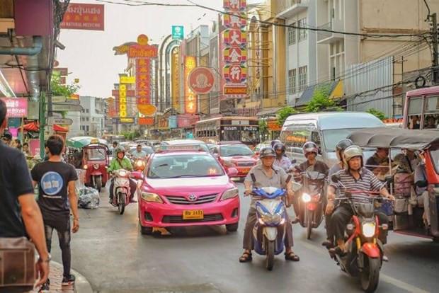 Lái xe sử dụng đồ uống có cồn ở Thái Lan sẽ đối mặt với án tù 5 năm - Ảnh 1.