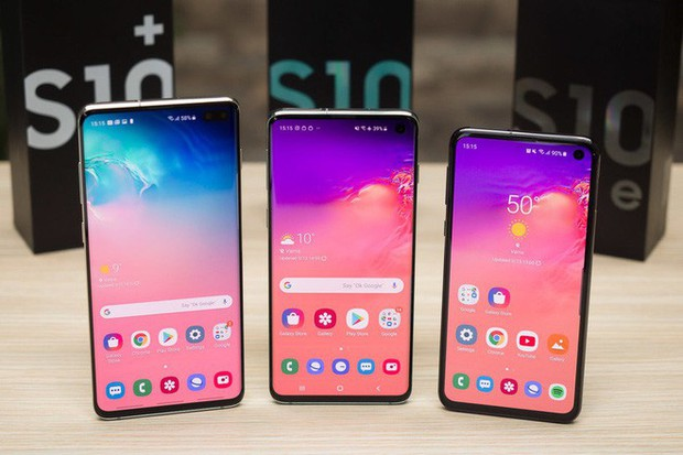 Doanh số cao gấp 2,3 lần Galaxy S9, Galaxy S10 giúp Samsung lần đầu tiên sau 4 quý chiếm hơn 1% thị phần Trung Quốc - Ảnh 1.