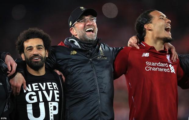 Lữ đoàn đỏ vui sướng tột cùng sau khi loại Messi và các đồng đội theo cách chưa từng có trong lịch sử Champions League - Ảnh 2.