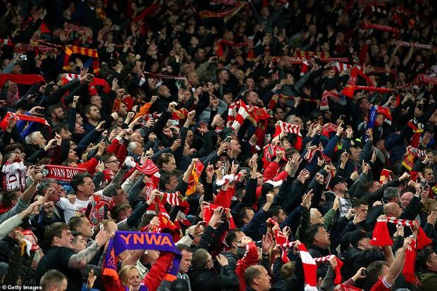 Lữ đoàn đỏ vui sướng tột cùng sau khi loại Messi và các đồng đội theo cách chưa từng có trong lịch sử Champions League - Ảnh 6.