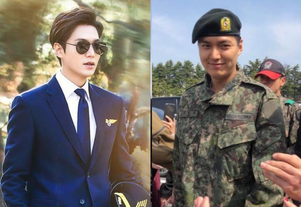 Hai nam thần cực phẩm Lee Min Ho và Ji Chang Wook cùng xuất ngũ: Chưa gì đã nhớ phát thèm thời nhan sắc đỉnh cao màn ảnh của các anh! - Ảnh 10.