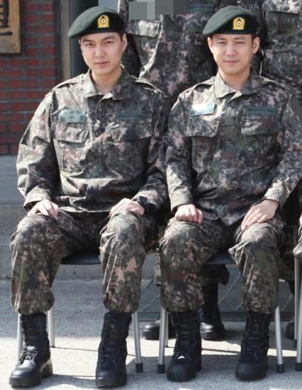Hai nam thần cực phẩm Lee Min Ho và Ji Chang Wook cùng xuất ngũ: Chưa gì đã nhớ phát thèm thời nhan sắc đỉnh cao màn ảnh của các anh! - Ảnh 7.