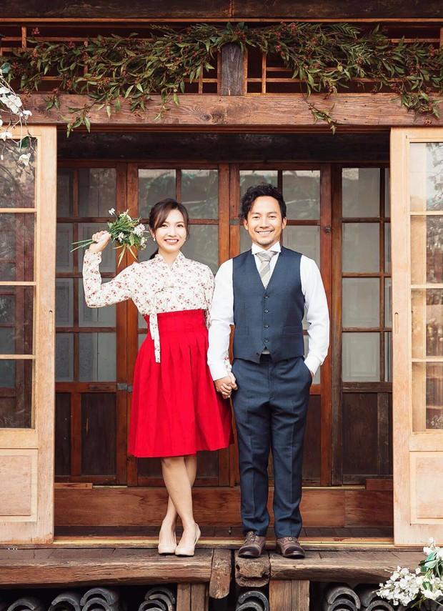 Bà xã Tiến Đạt xác nhận đang mang thai con đầu lòng sau 5 tháng kết hôn - Ảnh 1.