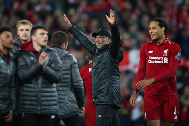 Lữ đoàn đỏ vui sướng tột cùng sau khi loại Messi và các đồng đội theo cách chưa từng có trong lịch sử Champions League - Ảnh 3.