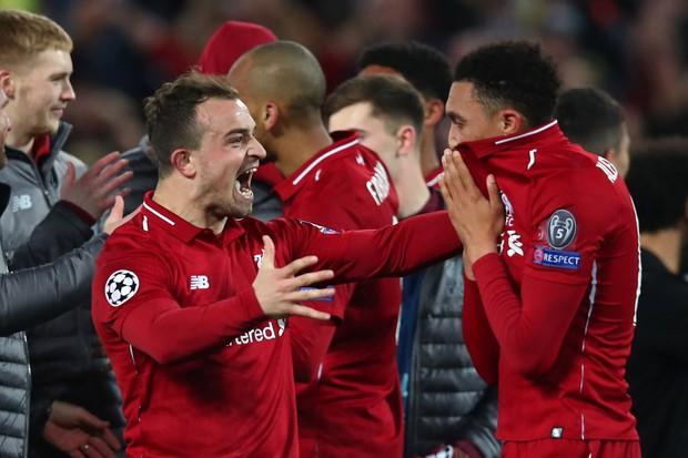 Lữ đoàn đỏ vui sướng tột cùng sau khi loại Messi và các đồng đội theo cách chưa từng có trong lịch sử Champions League - Ảnh 4.