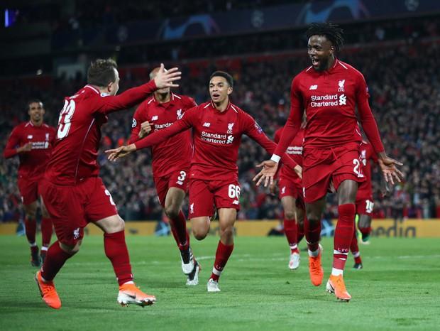 Lữ đoàn đỏ vui sướng tột cùng sau khi loại Messi và các đồng đội theo cách chưa từng có trong lịch sử Champions League - Ảnh 1.