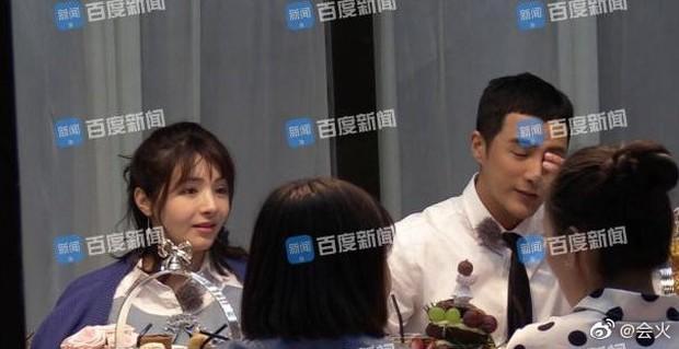 Rò rỉ hình ảnh Hàm Hương Tân Cương bụng to vượt mặt, rơi nước mắt khi được Tổng tài kém 4 tuổi cầu hôn - Ảnh 7.