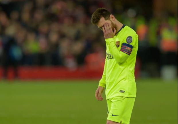 Tiết lộ: Sau thất bại không thể tin nổi trước Liverpool, Messi đã bật khóc nức nở và đầy cay đắng trong phòng thay đồ - Ảnh 2.