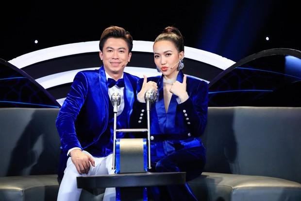 Hòa Minzy tiếp tục live không trượt phát nào trong đêm Bán kết Tuyệt đỉnh song ca nhí 2019 - Ảnh 2.