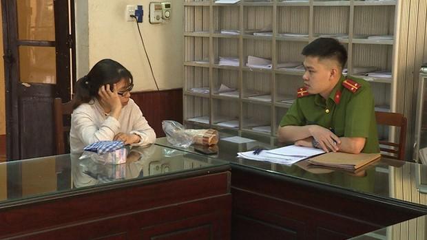 Người đăng tải thông tin bịa đặt Thiếu úy công an chủ mưu sát hại nữ sinh giao gà là một chủ shop online - Ảnh 1.