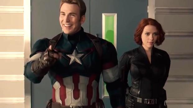 Thì ra trước ENDGAME, Captain America nhấc được búa của THOR từ lâu rồi mà cứ giả bộ khiêm tốn! - Ảnh 7.