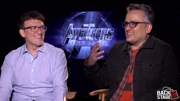 Đúng là thiên tài lắm trò, đạo diễn ENDGAME lừa cả dàn Avengers bằng phân cảnh quyết định này! - Ảnh 1.