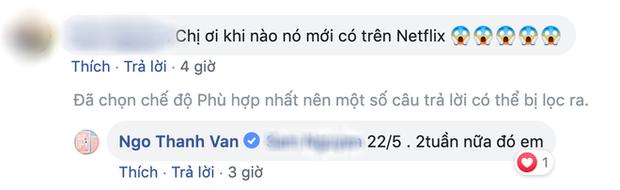 Ngô Thanh Vân xác nhận Hai Phượng chính thức lên kệ Netflix, netizen hỏi: Ủa chị quên phát hành ở Trung Quốc rồi sao? - Ảnh 6.