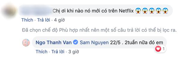 Ngô Thanh Vân xác nhận Hai Phượng chính thức lên kệ Netflix, netizen hỏi: Ủa chị quên phát hành ở Trung Quốc rồi sao? - Ảnh 5.
