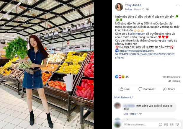 Sau Kylie Jenner, loạt sao Việt đã bắt trend uống nước ép cần tây để tốt cho cả nhan sắc lẫn sức khỏe - Ảnh 11.