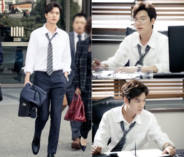 Hai nam thần cực phẩm Lee Min Ho và Ji Chang Wook cùng xuất ngũ: Chưa gì đã nhớ phát thèm thời nhan sắc đỉnh cao màn ảnh của các anh! - Ảnh 2.