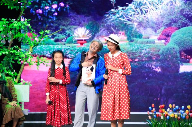 Hòa Minzy tiếp tục live không trượt phát nào trong đêm Bán kết Tuyệt đỉnh song ca nhí 2019 - Ảnh 9.