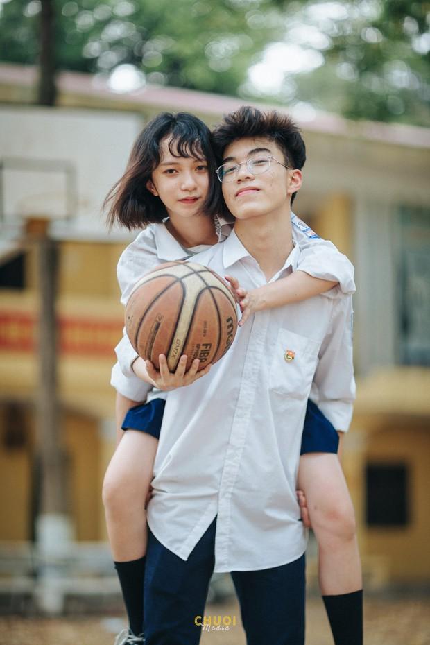 Tan chảy với bộ ảnh thanh xuân của cặp đôi 2001: Năm 17 tuổi, bạn từng có một mối tình đẹp như vậy phải không? - Ảnh 9.