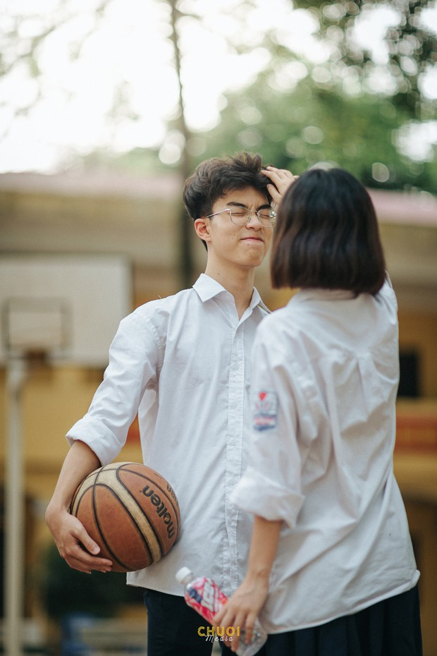 Tan chảy với bộ ảnh thanh xuân của cặp đôi 2001: Năm 17 tuổi, bạn từng có một mối tình đẹp như vậy phải không? - Ảnh 11.