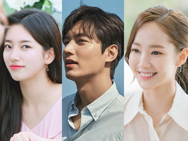 Điều gì làm nên sức hút của Lee Min Ho: Chàng trai cưa đổ Suzy, Park Min Young, khiến 2 bé gái đánh nhau hồi mẫu giáo - Ảnh 1.