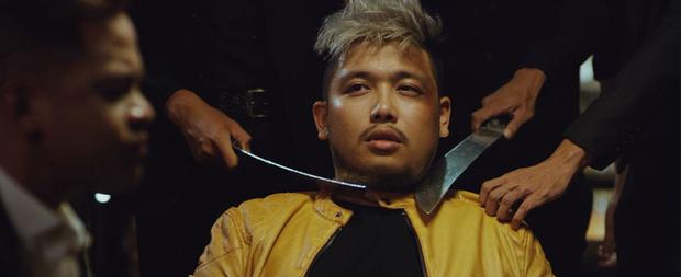 Vừa gây tranh cãi vì tên phim, Vô Gian Đạo tiếp tục tung trailer đánh đấm sặc mùi Hồng Kông - Ảnh 13.